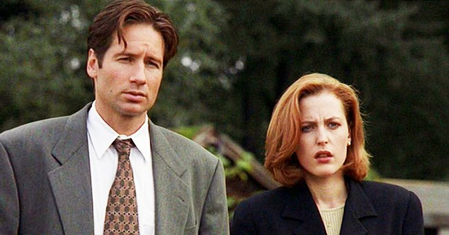 David Duchovny and Cast of 'The X-Files' 26 Years after the 1st Episode Aired