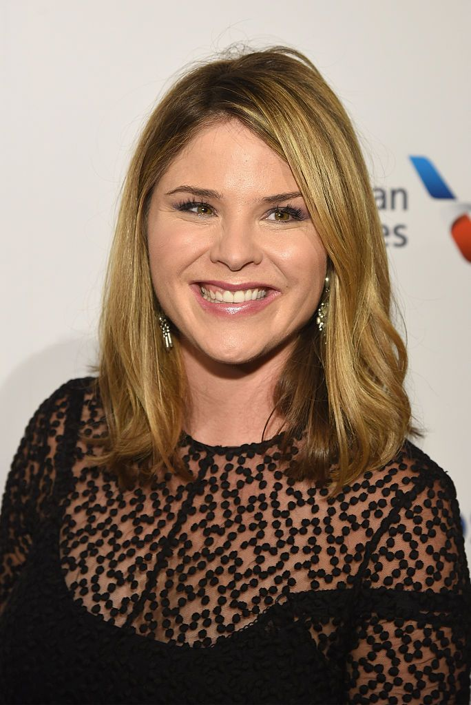 Jenna Bush Hager atBillboard's 10th Annual Women In Music on Lifetime on December 11, 2015, in New York City   Photo:Kevin Mazur/Getty Images