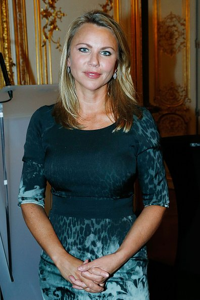 Lara Logan at Salons France-Ameriques on December 12, 2015 in Paris, France. | Photo: Getty Images