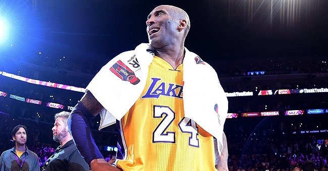 Kobe Bryant's Towel from Final Los Angeles Lakers Game Auctioned off at $32,720
