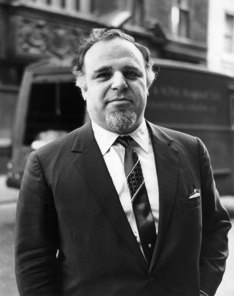 Don Arden, manager of the pop group Amen Corner | Photo: Getty Images