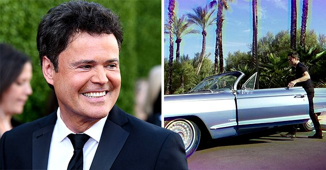 Donny Osmond Will Be Back on Stage in Las Vegas for a New Round of Shows in 2021