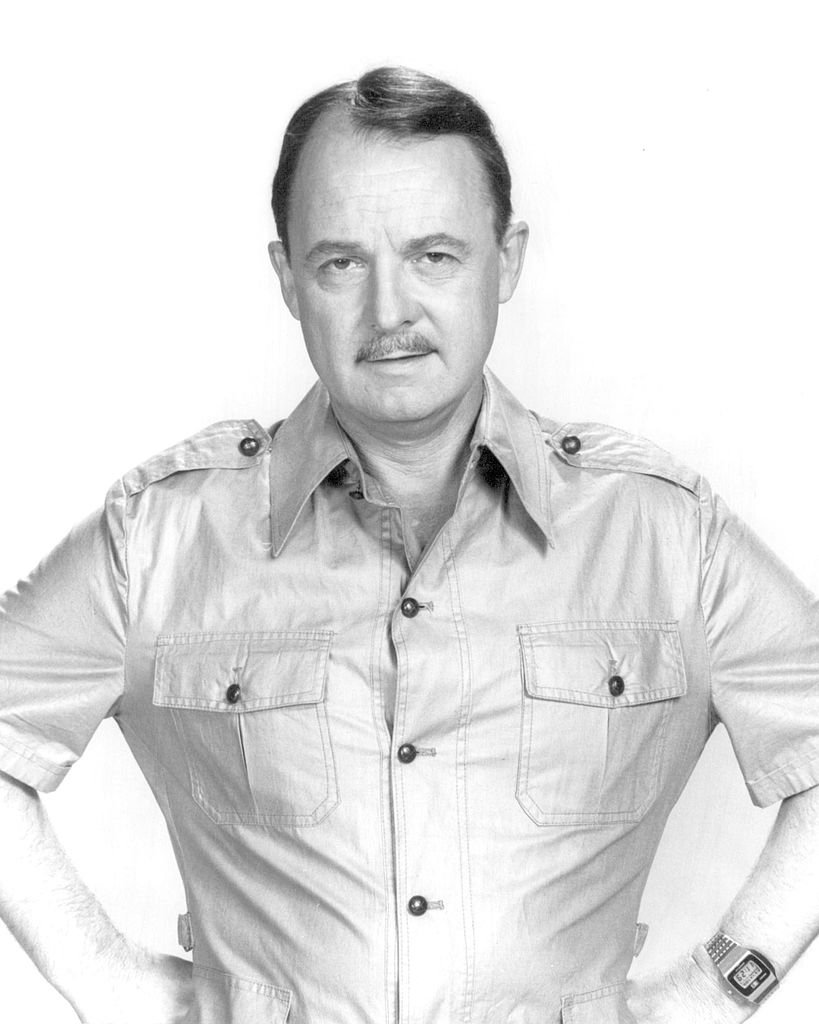 American actor John Hillerman as Higgins in the US TV series 'Magnum PI' | Getty Images / Global Images Ukraine