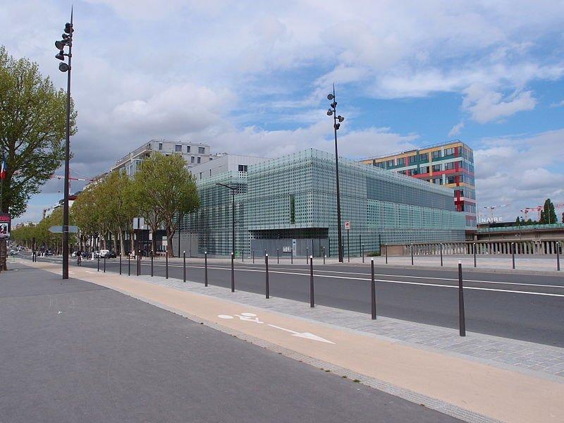 Porte de la Villette (Paris). | Wikimedia Commons
