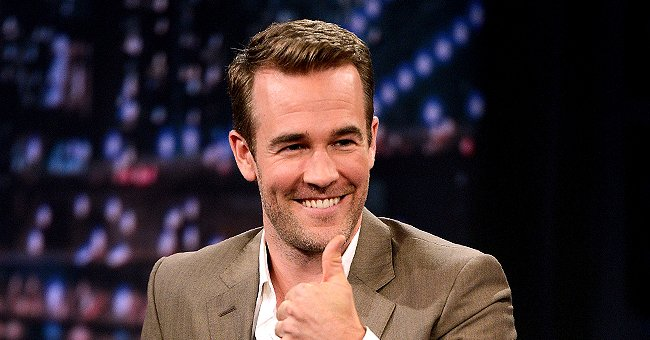 James Van Der Beek, His Wife & Their 5 Kids Glow with Joy in Matching Pajamas in a Christmas Pic