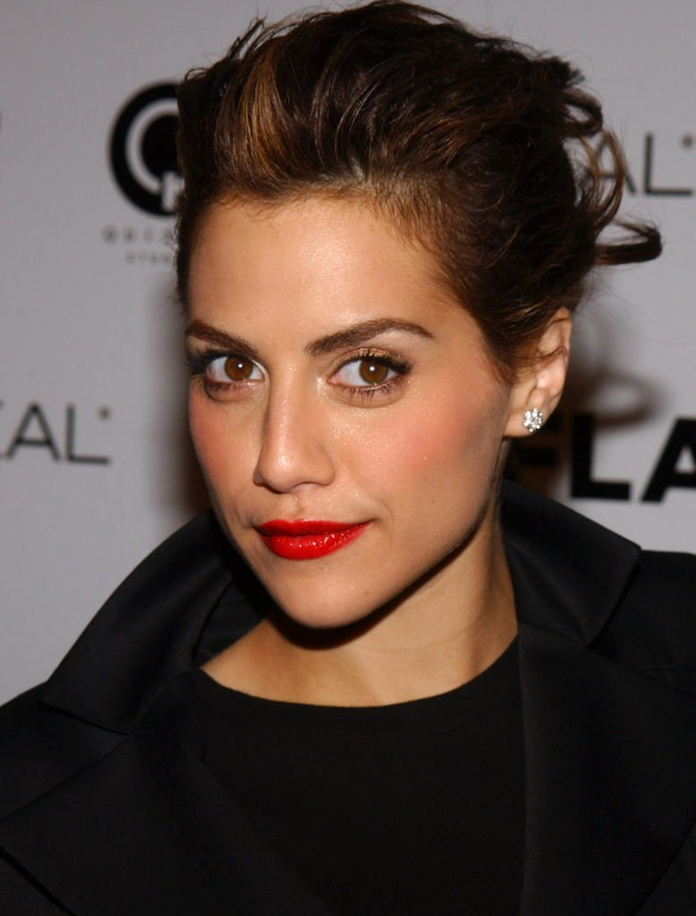 Brittany Murphy during Just Cavalli Hosts Flaunt Magazine's 6-Year Anniversary Party in Los Angeles   Photo: Getty Images