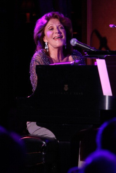Linda Lavin performs at 54 Below on September 17, 2012, in New York City. | Source: Getty Images.