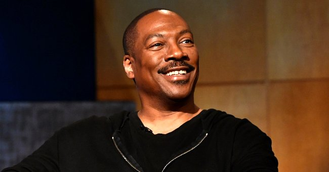 Eddie Murphy's Granddaughter Evie Is Already 6 Months Old & Melts Hearts in Recent Photos