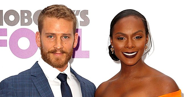 Tika Sumpter Shares Shirtless Photo of HAHN Actor Fiancé Nicholas James on His Birthday