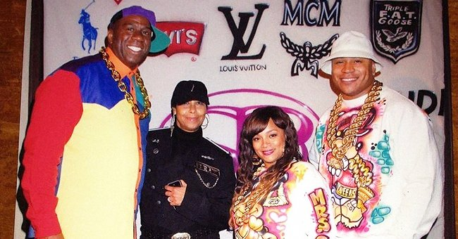 Cookie Johnson Posts Cool Throwback Pics as She Celebrates Birthday of Family Friend, LL Cool J