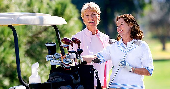 Daily Joke: 2 Women Were Playing Golf One Sunny Morning