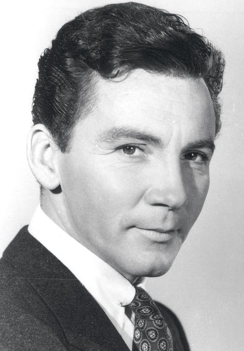 "A publicity still of actor Cameron Mitchell from ""Love Me or Leave Me."" 