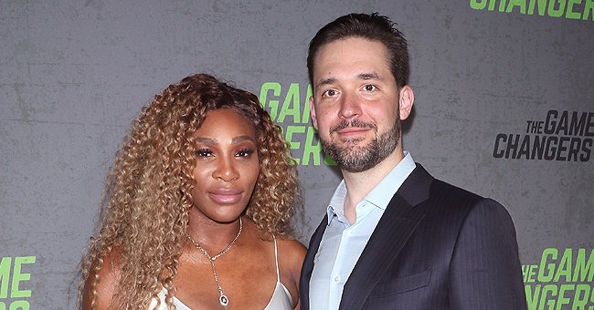 Serena Williams Reveals Unique Necklace Designed by Her Husband Alexis in Pic during Date Night