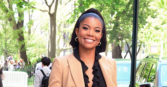 Fans Fawn over Gabrielle Union's Baby Kaavia Talking & Playing with Her Mom in Matching Dresses