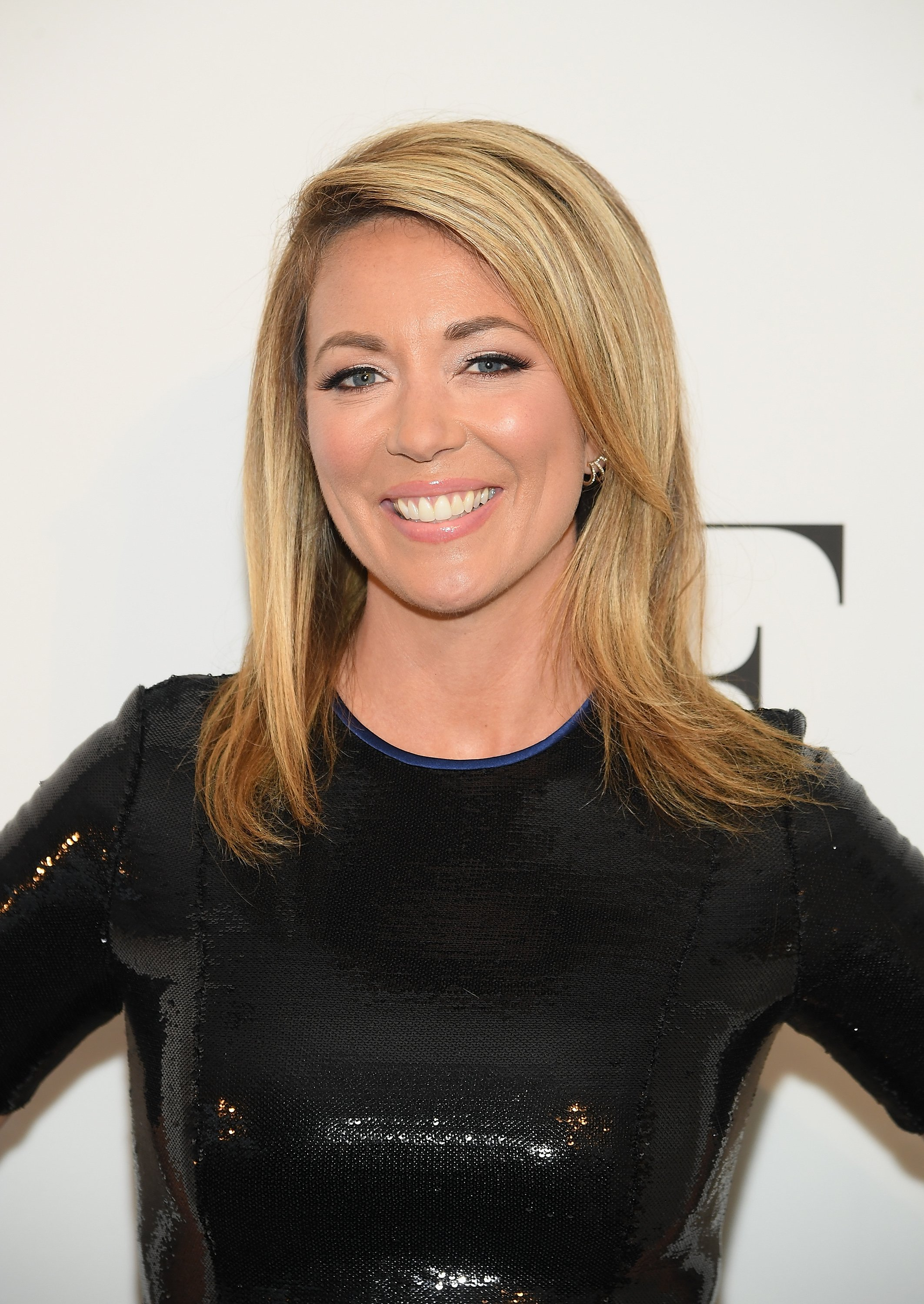 CNN anchor Brooke Baldwin attended the DVF Awards in New York, April, 2018. | Photo: Getty Images.