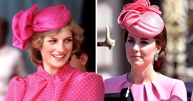 9Honey: Kate Middleton Learned from Diana but Didn't Dive into Fashion as Her Late Mother-in-Law