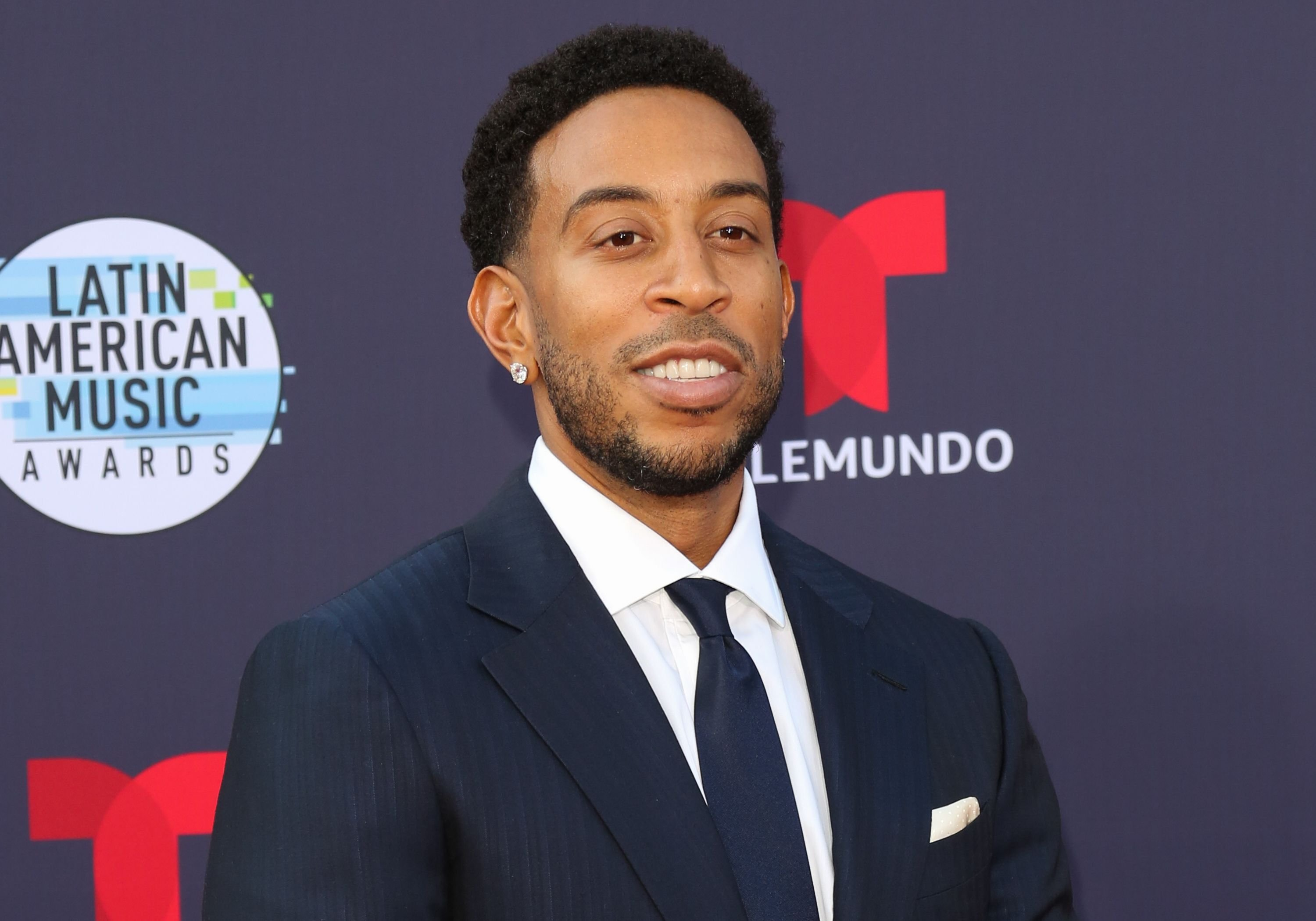 Ludacris at the the 2018 Latin American Music Awards at Dolby Theatre on October 25, 2018 in Hollywood, California. | Source: Getty Images