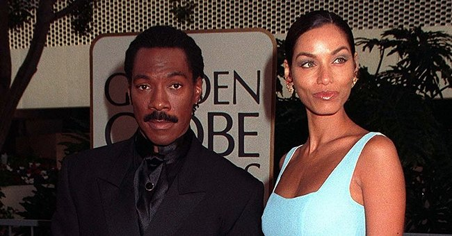 Eddie Murphy's Ex Nicole Says Their 'Beautiful' Granddaughter Evie Has Her Eye Color (Photo)