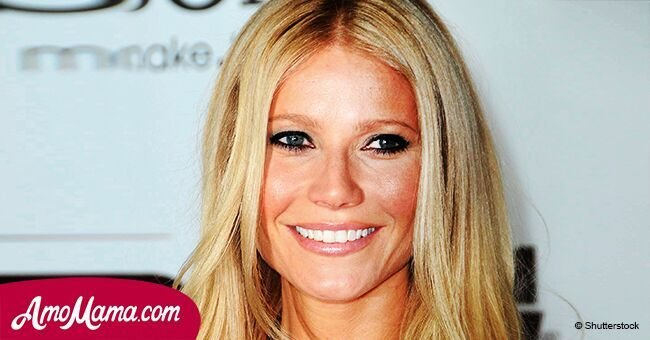 Gwyneth Paltrow, 45, shares an impressive photo of her fiance Brad Falchuk