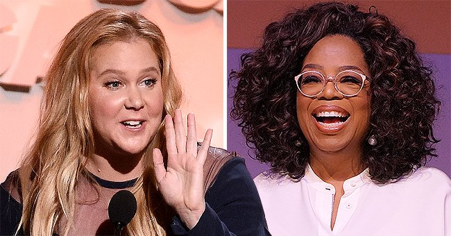 Amy Schumer Reveals to Oprah Winfrey She Would Love to Give Son Gene a Sister