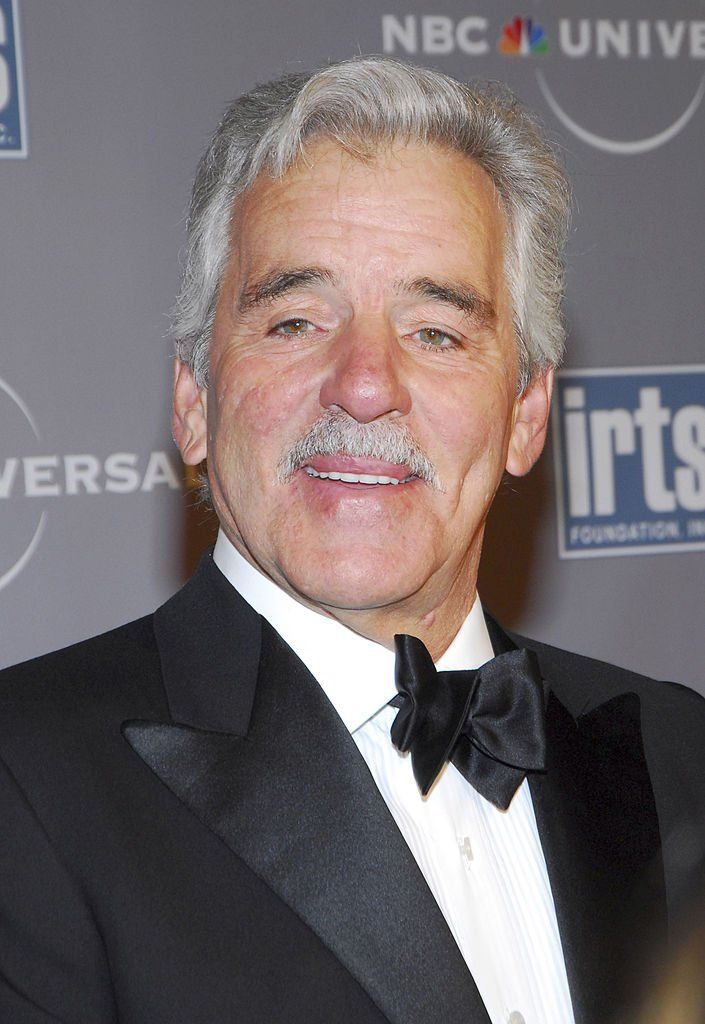 Dennis Farina during IRTS Foundation Gold Medal Award Dinner Honoring NBC's CEO, Jeff Zucker at The Waldorf Astoria in New York City | Photo: Getty Images