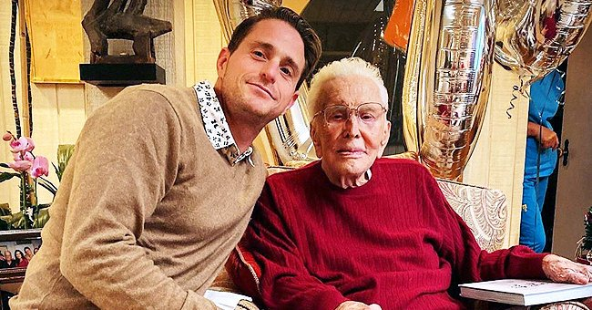 Kirk Douglas Turns 103 and His Family Shares Loving Tributes to the 'Spartacus' Actor