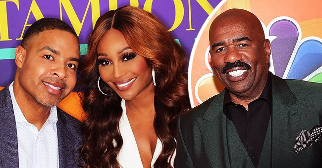 Cynthia Bailey from RHOA Wants Steve Harvey to Officiate Her Marriage to Sportscaster Mike Hill Next Year