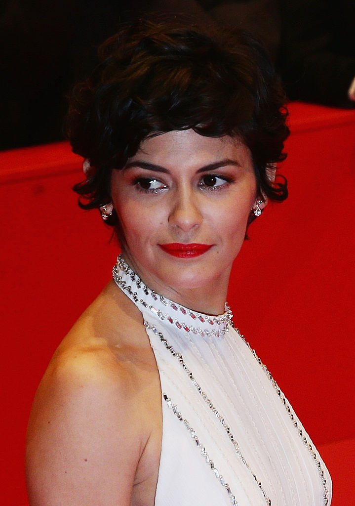 Audrey Tautou au Festival International du film de Berlin en 2015. l Source : Getty Images