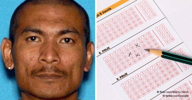 California man wins $10M in the lottery but then his roommate allegedly stole the ticket