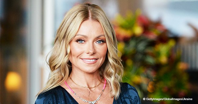 Kelly Ripa shares rare throwback photo of daughter Lola, and she looks like mom's angelic copy