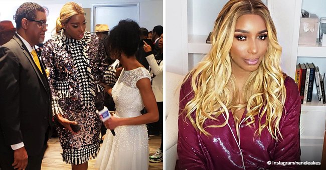 NeNe Leakes reveals that she and husband Gregg Leakes are American Cancer Society ambassadors