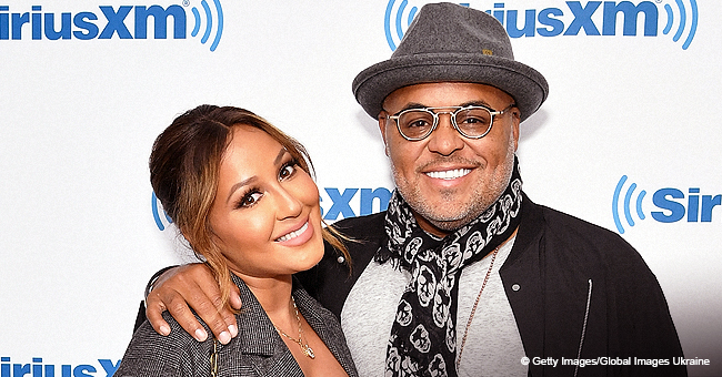 Adrienne Houghton Says God & Not Logic Led Her to Husband Israel