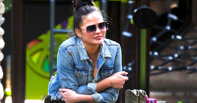 Chrissy Teigen Showers for the 1st Time since Miscarriage —Reason She Avoided It for 2 Months
