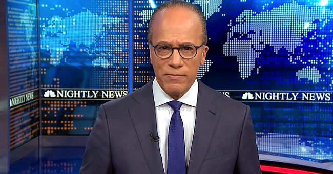 NBC Anchor Lester Holt Shares a Sweet Video of His Grandson Samuel Recognizing Him on Television