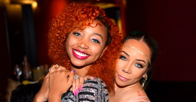 Tiny Harris' Daughter Zonnique Pullins Looks Happily in Love as She Poses with Boyfriend in Sweet Pic