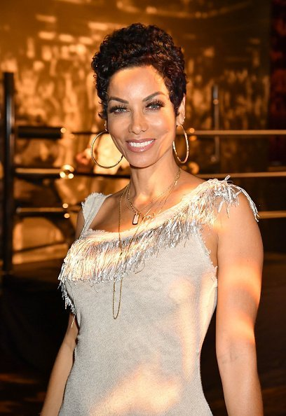 "Actress Nicole Murphy attends the after party for the Los Angeles Premiere of ""What's My Name 