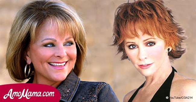Reba McEntire performs a magnificent gospel hit with her sister, and it's a pure gold