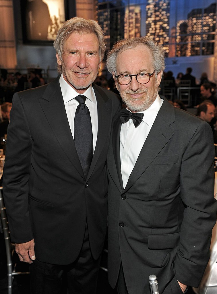 AFI Board Member Steven Spielberg in the audience during the 38th AFI Life Achievement Award honoring Mike Nichols held at Sony Pictures Studios on June 10, 2010 | Photo: Getty Images