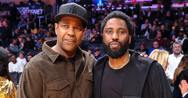 Denzel Washington Left Speechless & Emotional after Hearing Son John David's Words of Praise