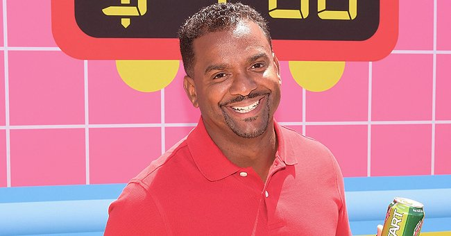 Alfonso Ribeiro's Daughter Ava Stuns Fans in a Sweet Video of the 1-Year-Old Brushing Her Teeth