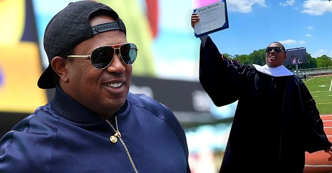 Master P Receives Honorary Doctorate Degree from Lincoln University & Shares Inspiring Message