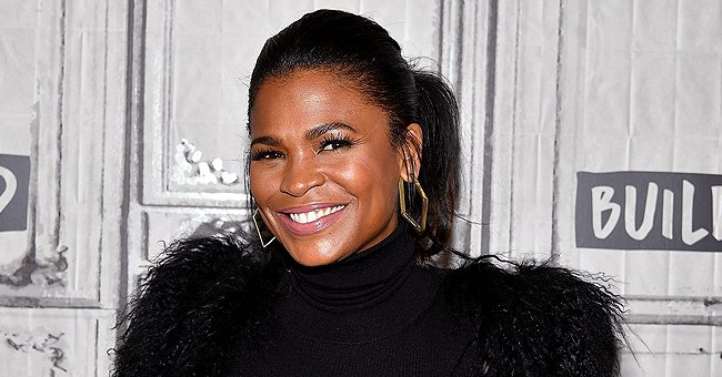 Nia Long Reveals New-Found Appreciation for the Outdoors – See Her Fun Activity with Youngest Son Kez