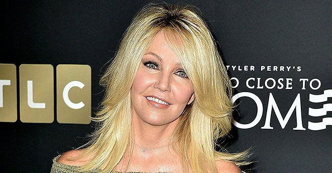Heather Locklear of 'The Return of Swamp Thing' Celebrates 1 Year of Sobriety