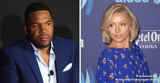 Here's Why Michael Strahan Doesn't Speak to Kelly Ripa Anymore