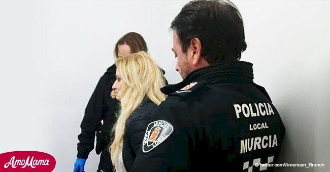 Mujer fue arrestada en Murcia por darle paliza a anciana de 97 años que estaba bajo su cuidado