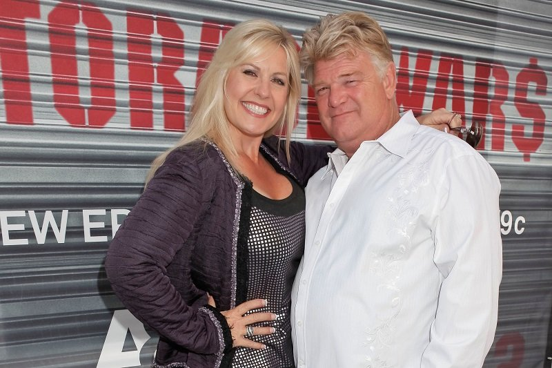 Laura Dotson and Dan Dotson on June 13, 2012 in Los Angeles, California | Photo: Getty Images