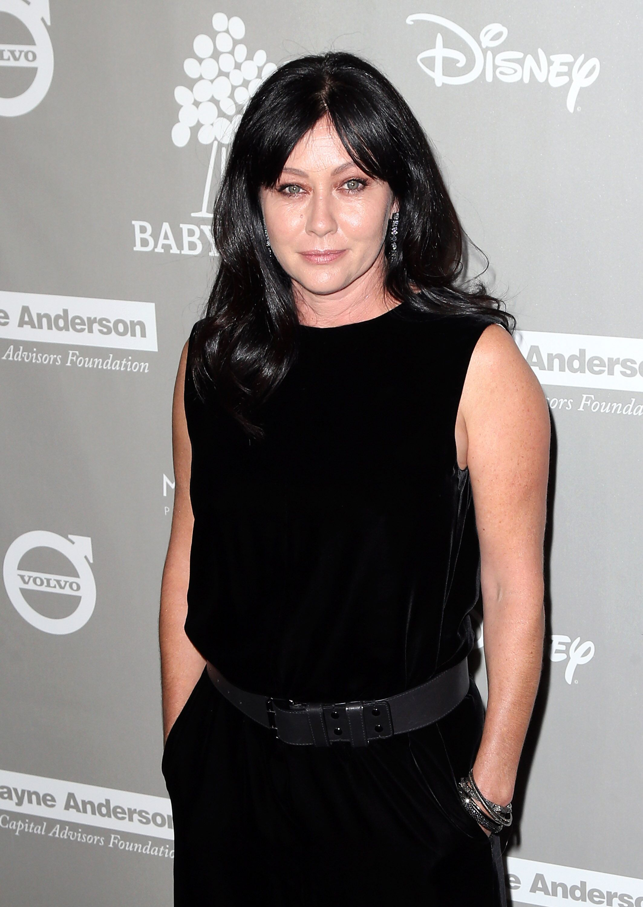 Shannen Doherty at the Baby2Baby Gala in 2015 | Source: Getty Images