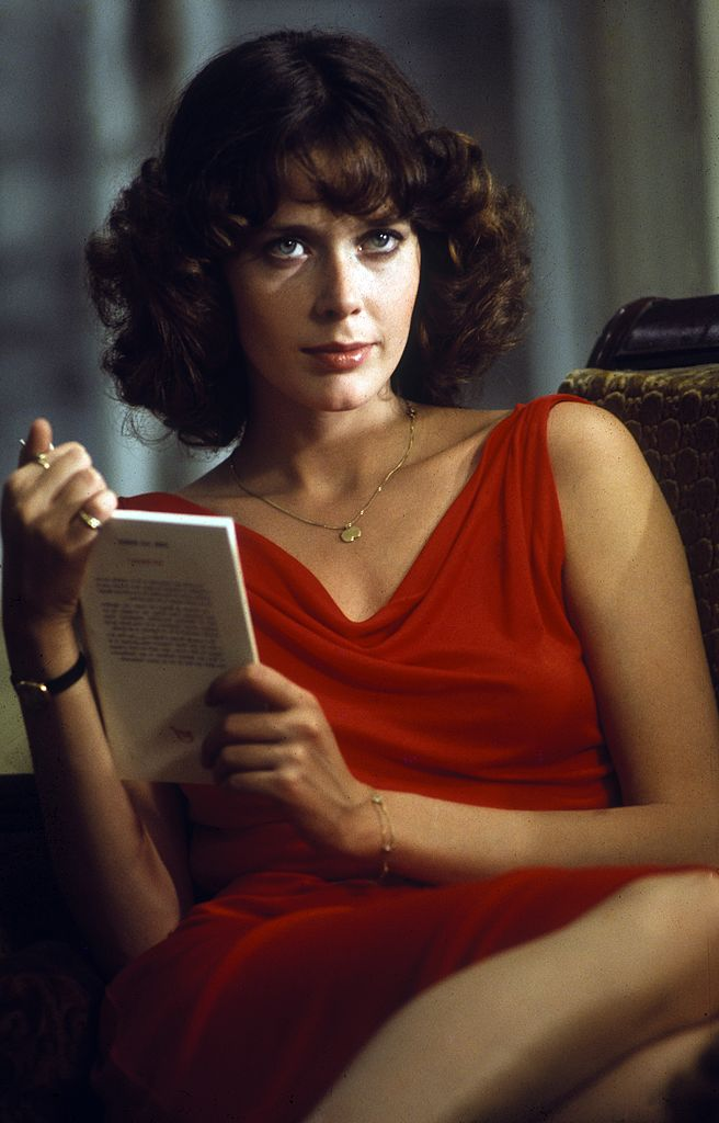Sylvia Kristel, 1975, France. | Photo : Getty Images