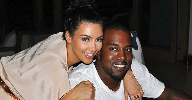 Kim Kardashian and Kanye West Celebrate Their 6th Wedding Anniversary with a Sweet Photo