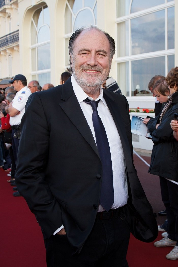 Le chanteur Michel Delpech | Photo : Getty Images